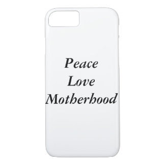 Mom iPhone Case