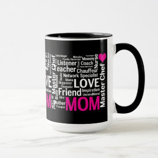 MOM is LOVE and so Much More! Mug