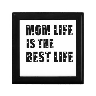 Mom Life Is The Best Life Gift Box