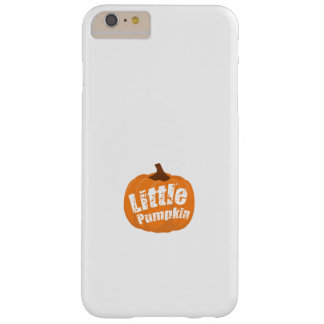Mom Little Pumpkin Halloween Maternity Pregnancy Barely There iPhone 6 Plus Case