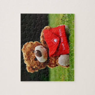 Mom Love 8x10 Photo Puzzle with Gift Box