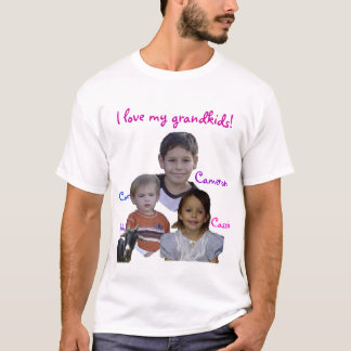 mom loves her grandkids T-Shirt