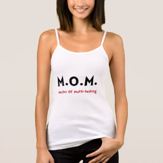 Mom Multitasking Tank Top