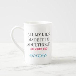 Mom of Adults Hashtag Customizable mug