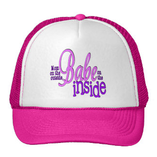 Mom On The Outside - Hat