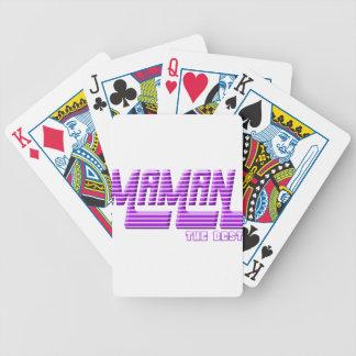 Mom Poker Deck