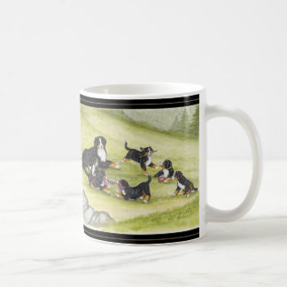Mom & Pups Coffee Mug