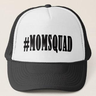 Mom Squad #momsquad Trucker Hat