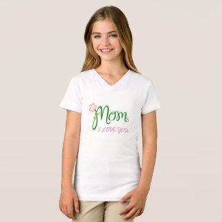MOM T-Shirt white