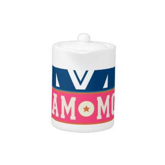 Mom team cool kid design