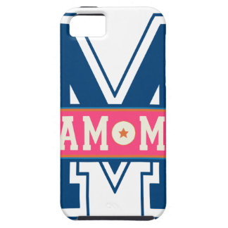 Mom team cool kid design case for the iPhone 5