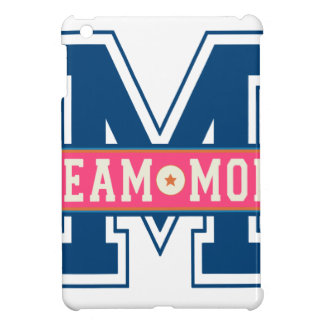 Mom team cool kid design cover for the iPad mini