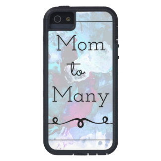 Mom To Many Case For The iPhone 5