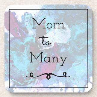 Mom To Many Coaster