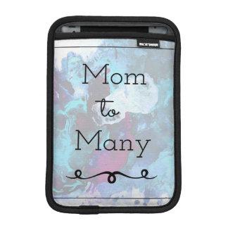 Mom To Many iPad Mini Sleeve