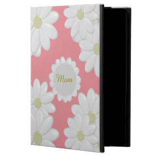 Mom White Daisy Customisable iPad Air 2