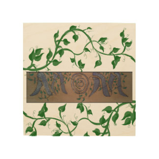 Mom Wood Wall Decor