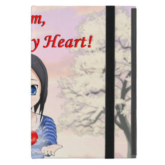 Mom, You are my Heart (Customizable) Covers For iPad Mini