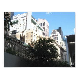 """MoMA - NYC 4.25"""" X 5.5"""" Invitation Card"""