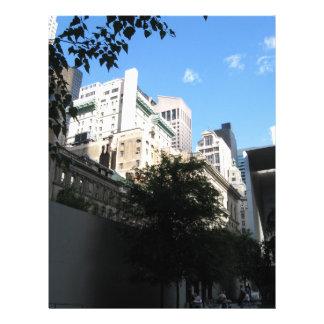 MoMA - NYC Letterhead Template