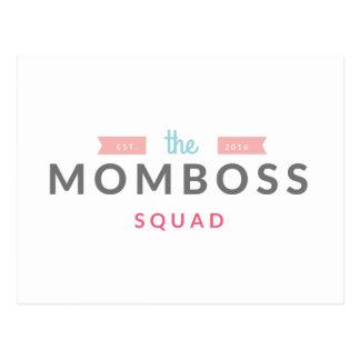 MomBossSquad Postcard