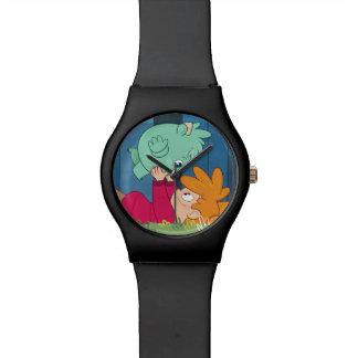 Mombou and Petunia Watch