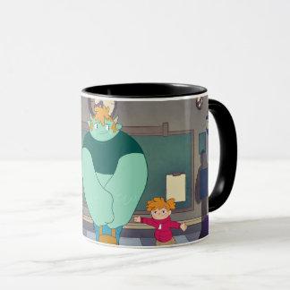 Mombu's First Day of School Mug