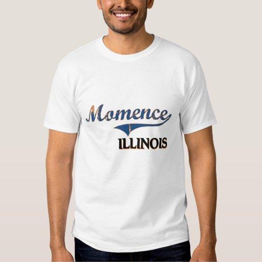 Momence Illinois City Classic T Shirts