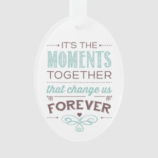 Moments Christmas Tree Ornament