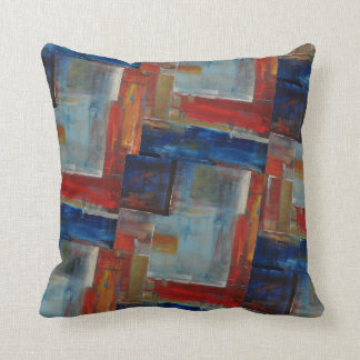 """Moments in Transition"" Throw pillow"