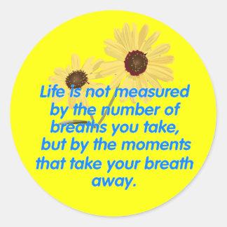 Moments Sticker