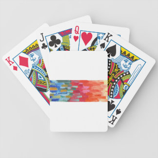 momentum bicycle playing cards