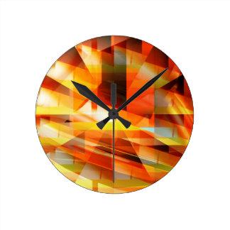 Momentum.JPG Round Clock