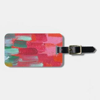 momentum luggage tag