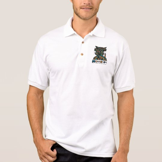 """Momentum"" Men's Polo Shirt"
