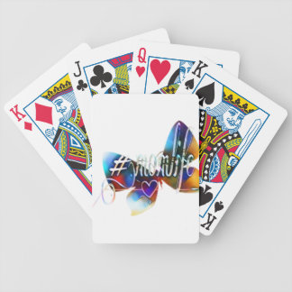 Momlife Bicycle Playing Cards