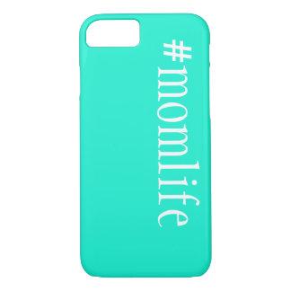 #momlife iPhone case