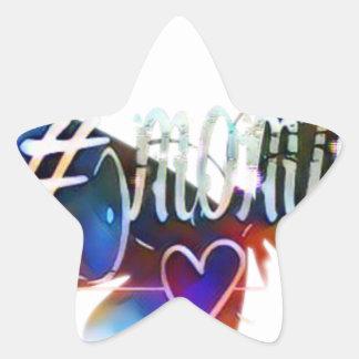 Momlife Star Sticker