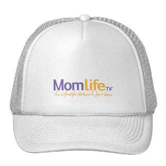 MomLifeTV® Ball Cap Hats