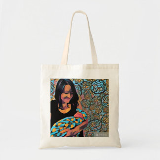 Momma and Baby Tote
