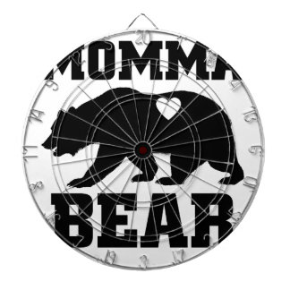 Momma Bear Best Gift Quote for mom shirt Dartboard