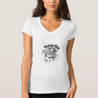 Momma Brain logo T-Shirt