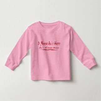 Momma Happy K Tshirts