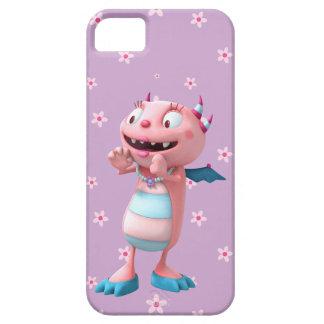Momma Hugglemonster iPhone 5 Case