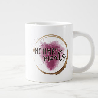 Momma's Meals Jumbo Coffee Mug