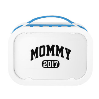 Mommy 2017 lunch box