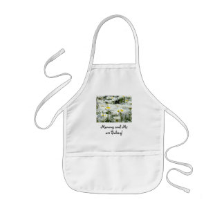 Mommy and Me are Baking! aprons Daughters apron