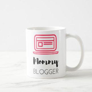 Mommy Blogger Coffee Mug