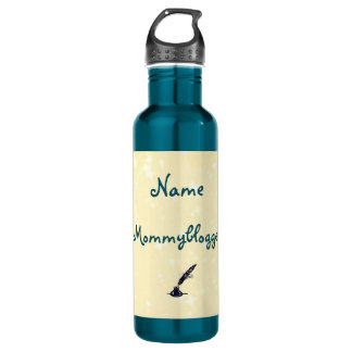 Mommy blogger personalised design 710 ml water bottle