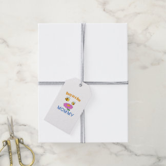 Mommy Busy as a Bee Pack Of Gift Tags